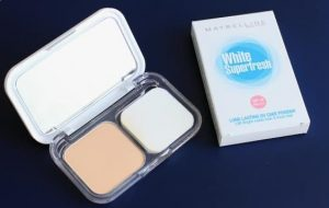 Harga Bedak Maybelline White Super Fresh