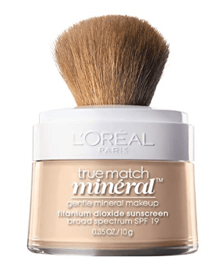 Loreal True Match Mineral Foundation SPF 19