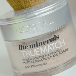 Loreal True Match Mineral Powder Foundation