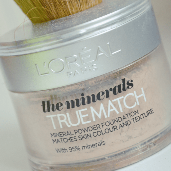 Loreal True Match Mineral Powder Foundation