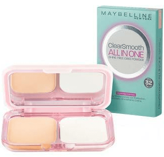 Harga Maybelline Clear Smooth All In One Light two way cake natural