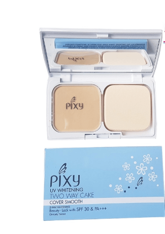 Pixy TWC UV Cover Smooth Light Caramel