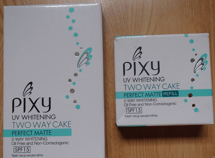 Pixy Two Way Cake Perfect Kit