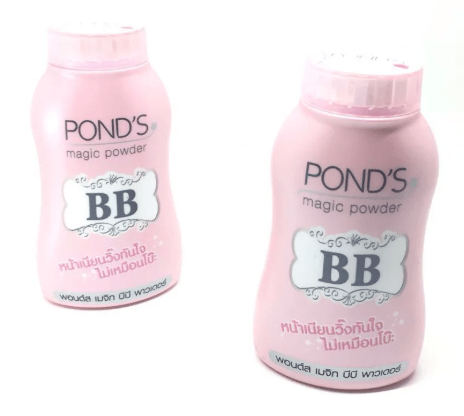 Bedak Bangkok Ponds Oil Blemish Control Magic Powder