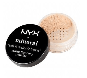 Bedak NYX Matte Finishing Powder
