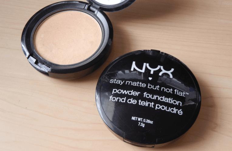 Bedak NYX Stay Matte Powder