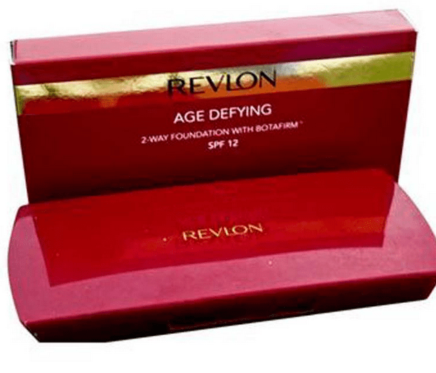 Harga Bedak Revlon Refill Age Defying Two Way Cake With Botafirm