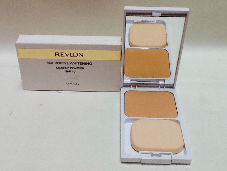 Harga Bedak Revlon Refill Microfine Whitening Make Up Powder