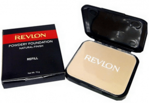 Bedak Revlon Refill Powdery Foundation