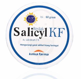 Harga Bedak Salicyl Kimia Farma