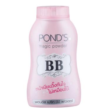 Bedak Tabur Ponds BB Magic Powder Thailand