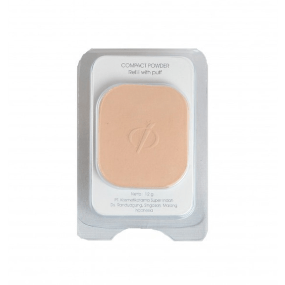 Harga Bedak Inez Kosmetik Refill Compact Powdery