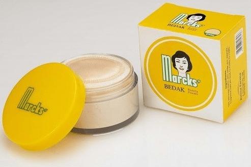Harga Bedak Marcks Beauty Powder