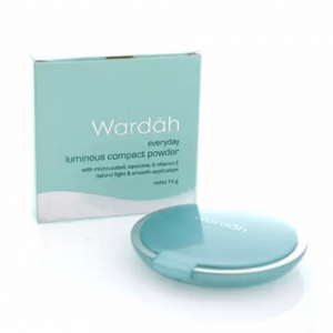 Harga Bedak Wardah Compact Powder