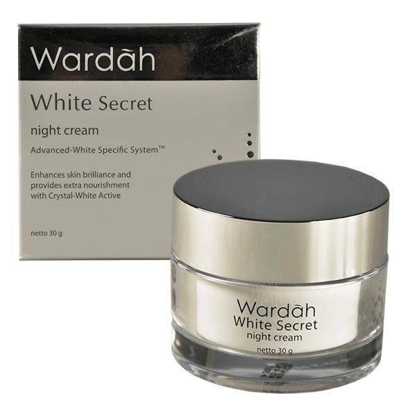 Harga Bedak Wardah Secret Cream
