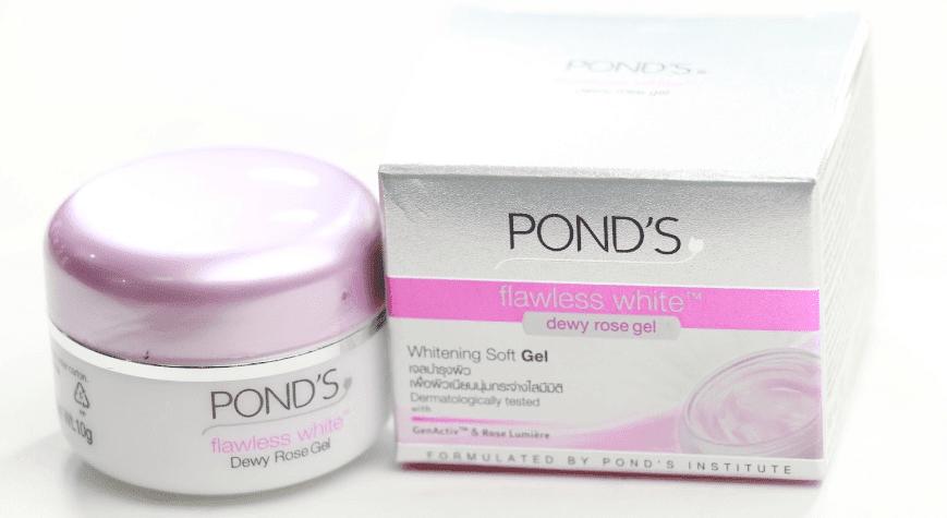 Ponds Flawless Dewi Rose Cream SPF