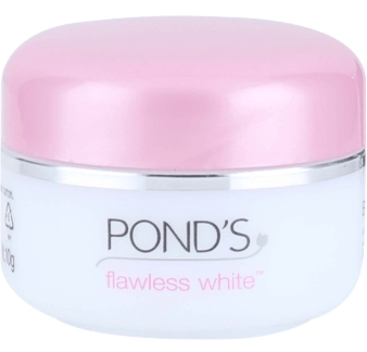 Ponds Flawless White Beauty Night Cream 10 gram