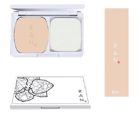Ran Cosmetics Compact Powder Matte