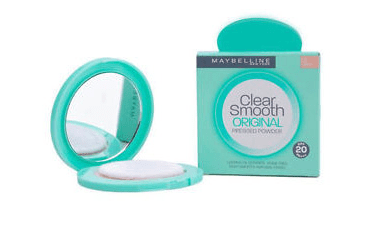 Harga Bedak Maybelline Clear Smooth Pressed Powder Basic