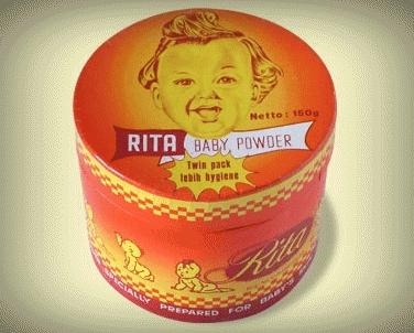 Harga Bedak Bayi Rita