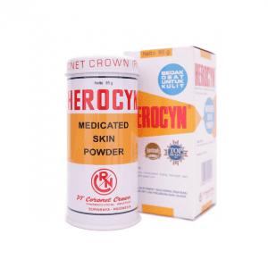 Harga Bedak Herocyn untuk Gatal