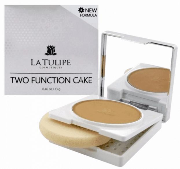 Harga Bedak La Tulipe Two Function Cake