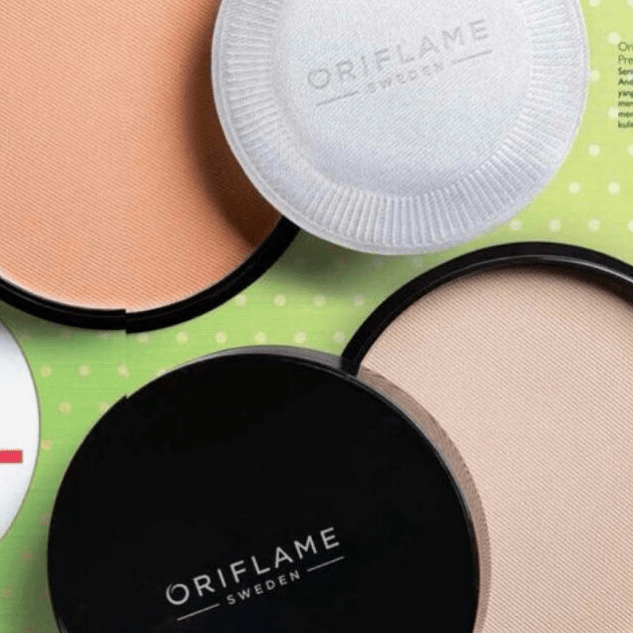 Harga Bedak Oriflame Pure Colour Pressed Powder