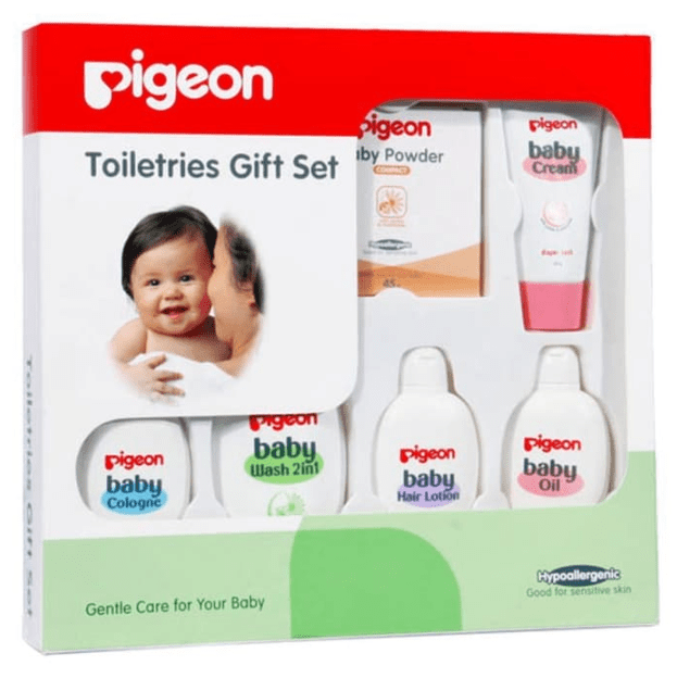 Harga Bedak Bayi Pigeon