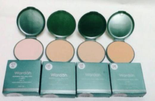 Harga Bedak Wardah Kosmetik
