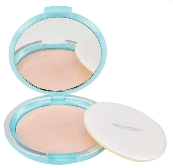 Harga Bedak Wardah Luminous Compact Powder