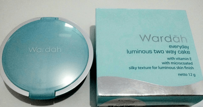 Harga Bedak Wardah Luminous Two Way Cake
