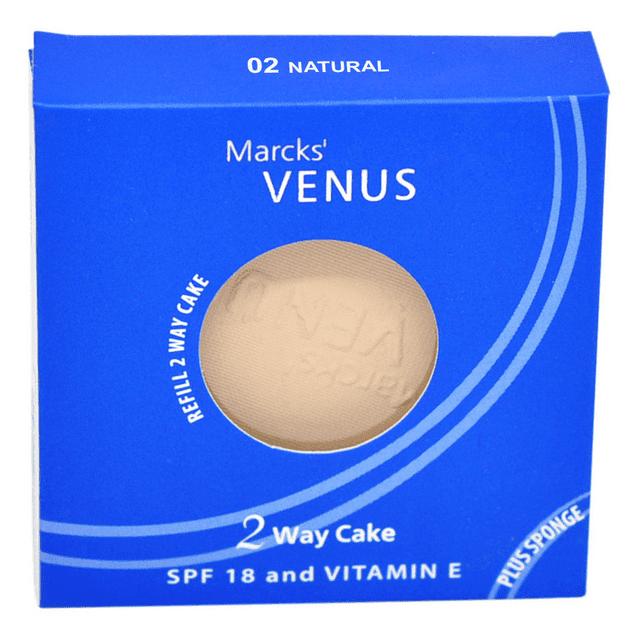Harga Bedak Venus Two Way Cake Refill