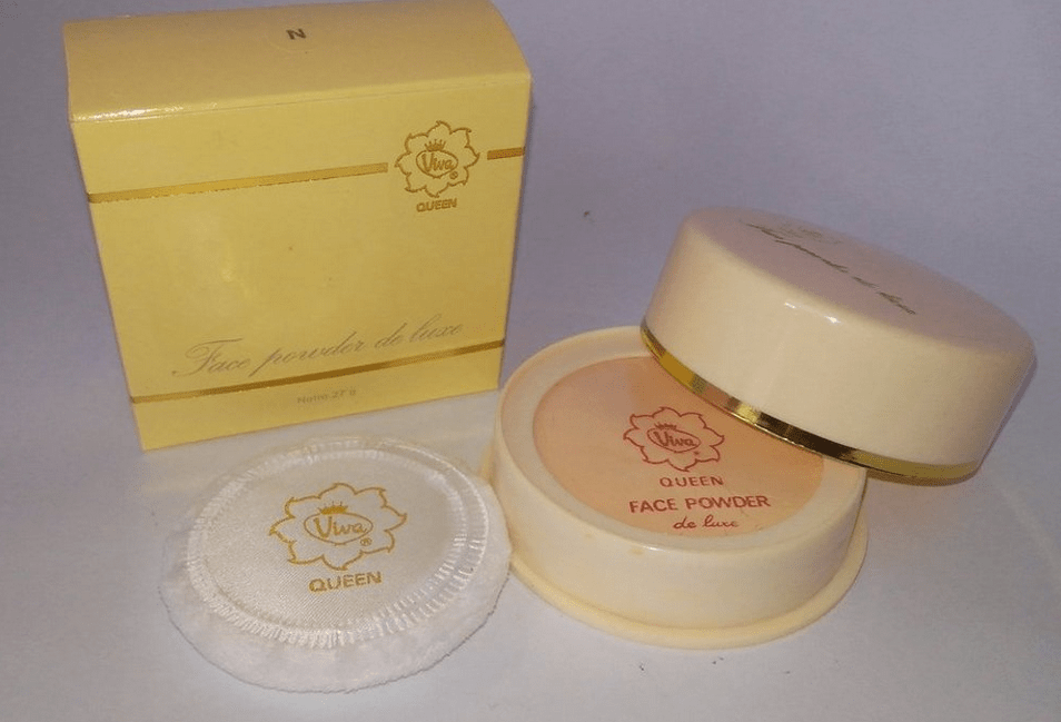 Harga Bedak Viva Queen Face Powder De Luxe
