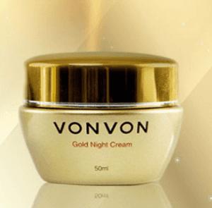 Harga Bedak Vonvon Gold Night Cream