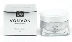 Harga Bedak Vonvon Whitening Cream