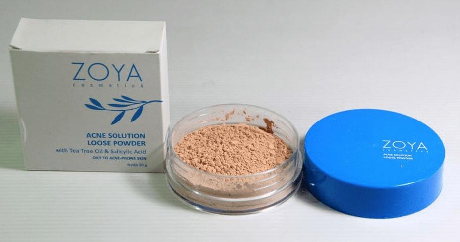 Harga Bedak Zoya Acne Loose Powder