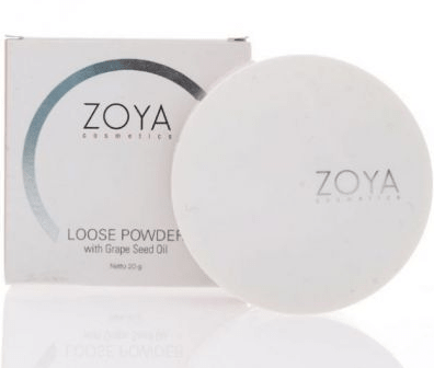 Harga Bedak Zoya Loose Powder