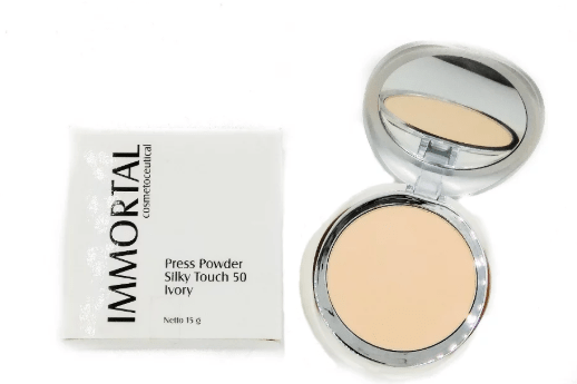 Pressed Powder Silky Touch