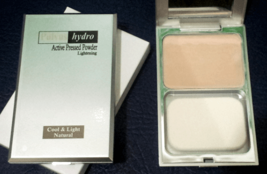 Pulvus Hydro Active Pressed Powder Lightening