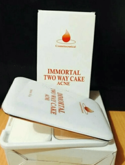 Two Way Cake Acne