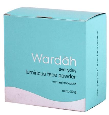 Wardah Luminous Face Powder 02