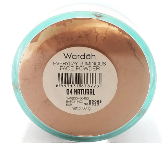 Wardah Luminous Face Powder Natural